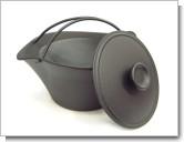 南部鉄器 岩鋳 湯沸し鍋 2