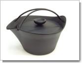 南部鉄器 岩鋳 湯沸し鍋