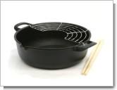 南部鉄器 天ぷら鍋 深型25