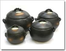 栗型ごはん鍋