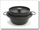 南部鉄器 岩鋳 ごはん鍋 3合炊