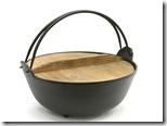 南部鉄器 ふる里鍋